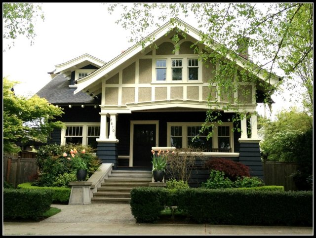 Seattle Real Estate, Montlake Home