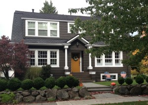 Seattle home in October 2015