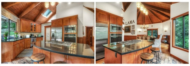 Gorgeous Kitchen, Bridle Trails Home for Sale, 13106 NE 38th Place, Bellevue, WA 98005. MLS 1332223